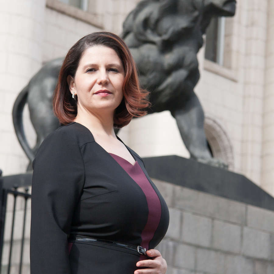 Адвокат Женя Недева